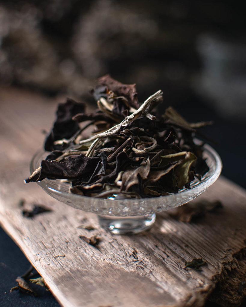 Белый чай из Мэнсуна 2021 года купить фото